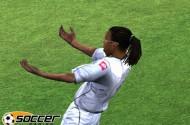 Скриншоты FIFA 2003