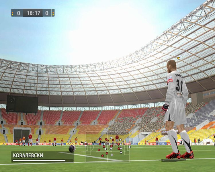 Российская Премьер-Лига (РПЛ) для игры FIFA 06 | FIFA-SOCCER.RU